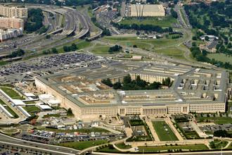 Вид на Пентагон