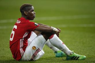 «Манчестер Юнайтед» не удержал победу в первом матче 1/4 финала Лиги Европы против «Андерлехта»