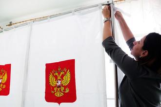 Подготовка избирательных участков к выборам, 17 марта 2017 года