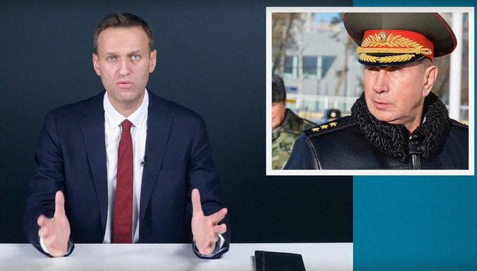 Суд обязал Навального удалить публикацию о поставках продуктов для Росгвардии