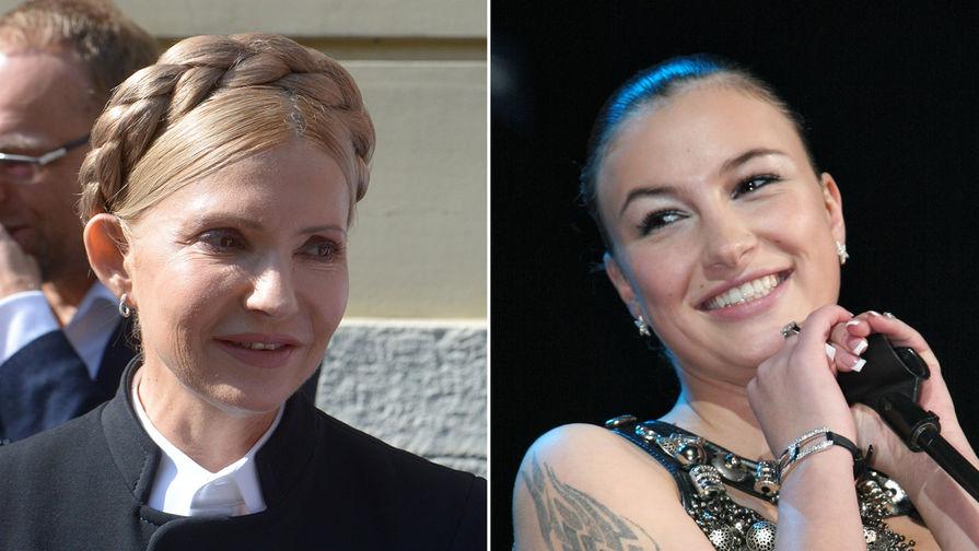 Секс видео юлии темошенко с политиками
