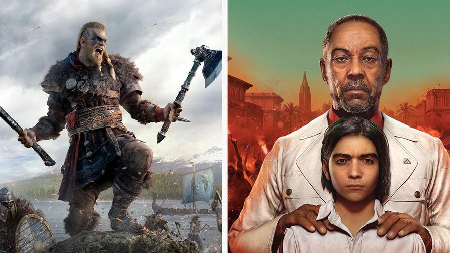 Самые важные анонсы презентации Ubisoft