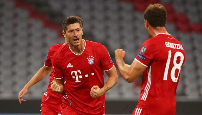 Эпизод матча «Бавария» — «Челси»