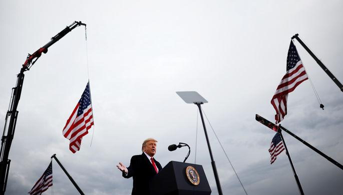 Страх перед Трампом: демократов готовят к эмиграции