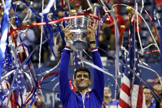 Новак Джокович — триумфатор US Open-2015