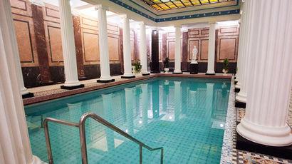 Четыре самых древних бани Москвы