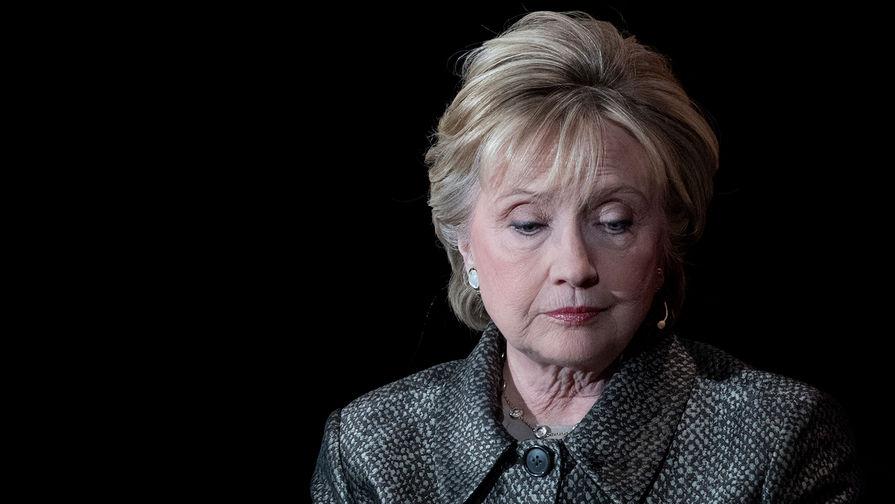 Хиллари Клинтон выпустит книгу о мировом заговоре