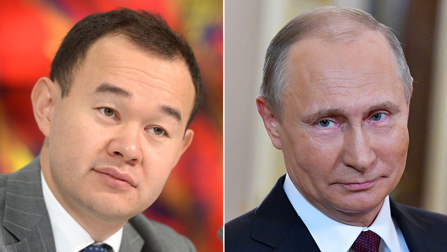 Путин наградил Дениса Пака и Сергея Гайсина