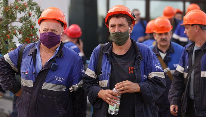«Люди остынут»: как прошел 14-й день протестов в Белоруссии