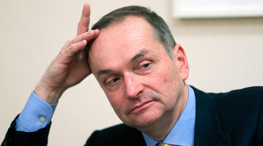 Посол Швейцарии в России Пьер Хельг
