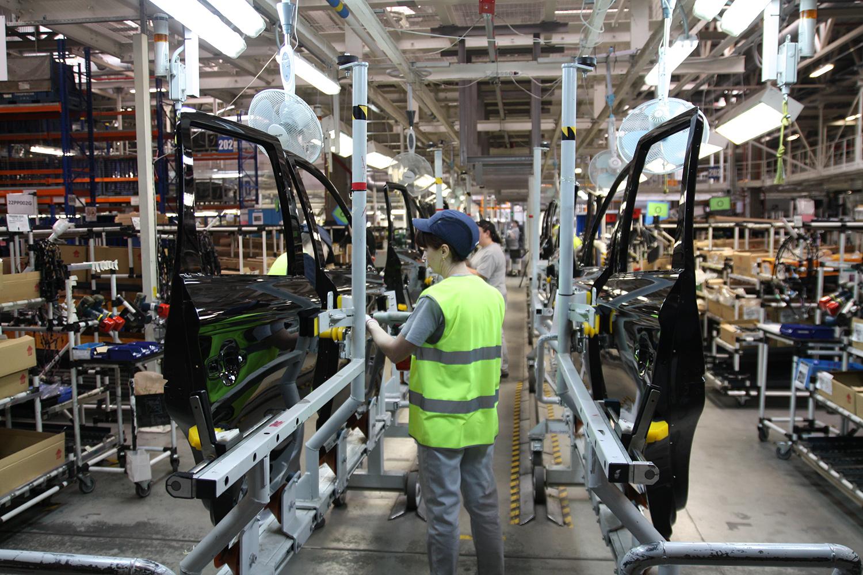 Как работать на конвейере на заводе т4 транспортер колдун