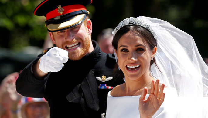 Меган вместо короны: британцы не поняли принца Гарри