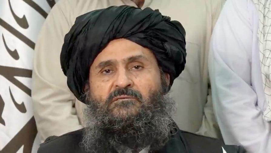 В Талибане опровергли сообщения о гибели Барадара
