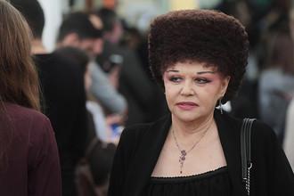 Член Совета Федерации Валентина Петренко в Кремле, 1 декабря 2016 года