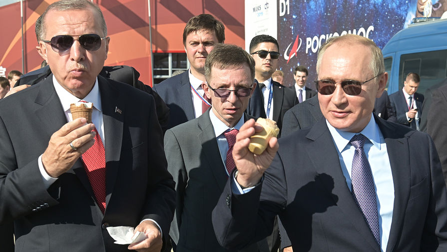 Мороженое, которое Путин ел на МАКС, подорожало на 10 рублей