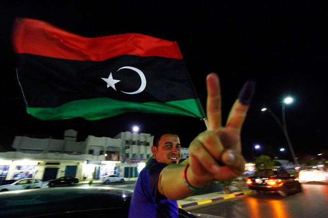 В отличие от других стран арабской весны в Ливии на выборах победили либералы