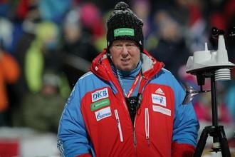 Вольфганг Пихлер продолжит тренировать женскую сборную России по биатлону