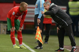 Леонид Кучук вывел «Локомотив» на второе место