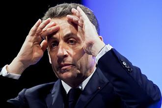 Экс-президент Франции Николя Саркози задержан для допроса по делу о коммерческом подкупе