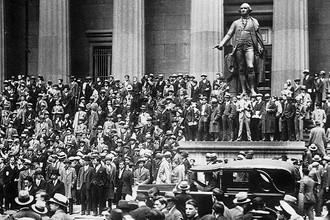 Биржевой крах, 1929