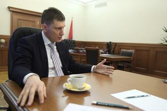Максим Геннадьевич Решетников, руководитель департамента экономической политики и развития города Москвы