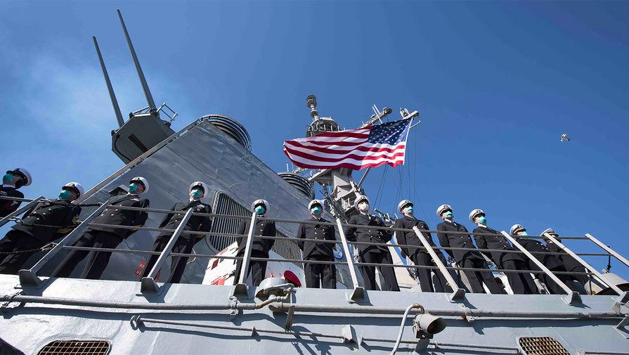 The Drive: эсминцы ВМС США оснастили секретным оружием для миссий в Черном  море - Газета.Ru