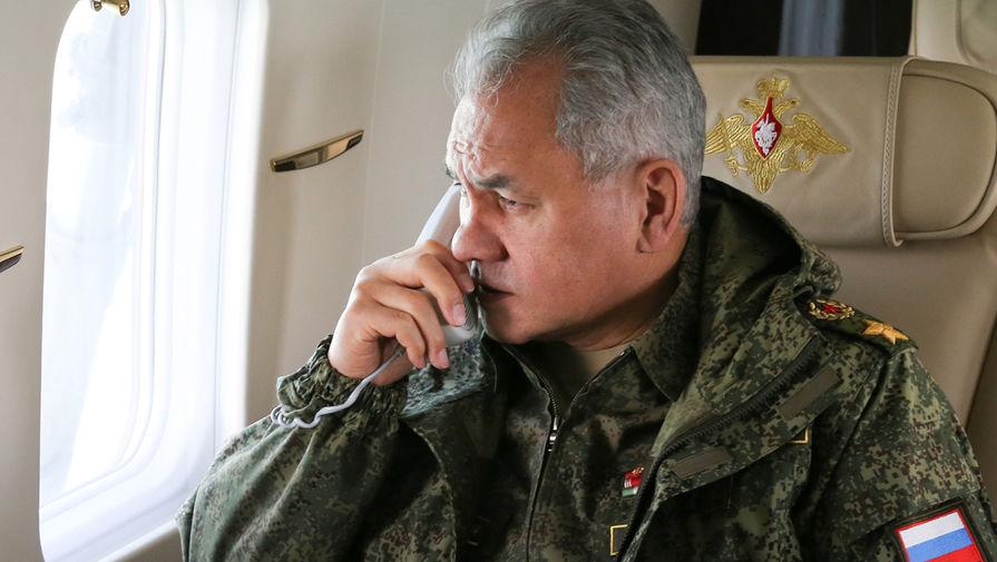 Шойгу заявил о самостоятельном решении России перемещать свои войска