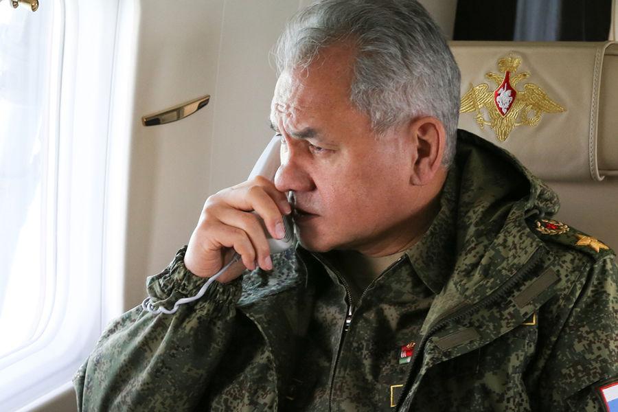 Шойгу заявил опровале миссии США и НАТО вАфганистане - Газета.Ru