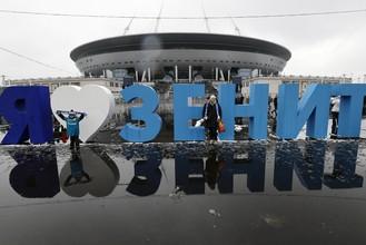 Слухи вокруг стадиона на Крестовском острове вновь стали яблоком раздора