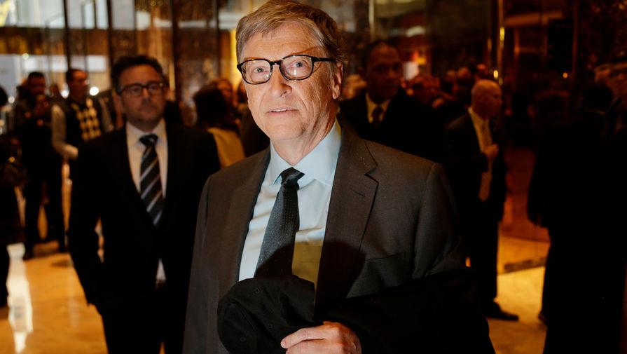 Билл Гейтс предупредил Трампа о пандемии еще четыре года назад