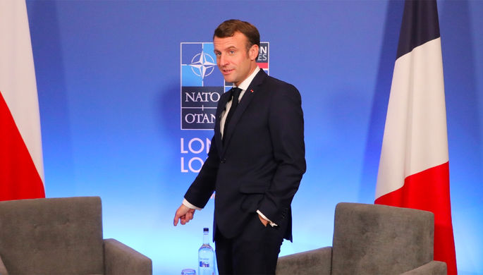 «Смерть мозга» — 2: почему Макрон критикует НАТО