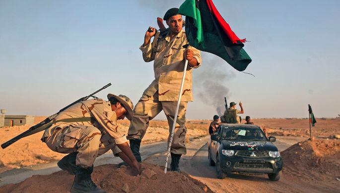 Чужая проблема: почему США оставили Ливию Европе