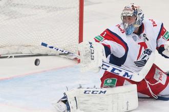 Ярославский «Локомотив» прервал 13-матчевую серию побед
