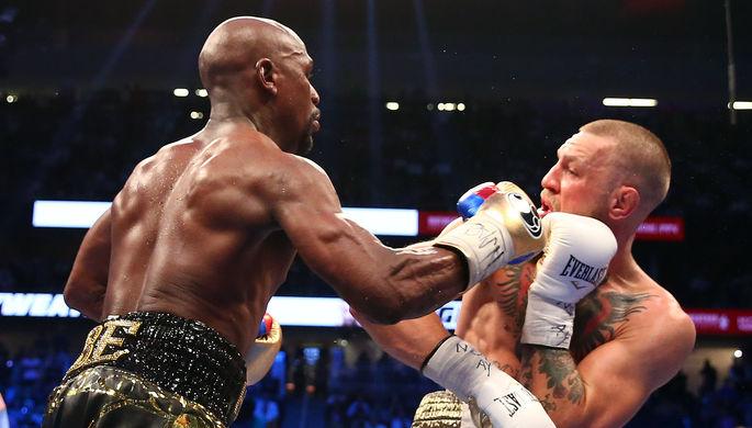 Камару Усман в поединке против Колби Ковингтона на UFC 245