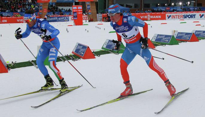 Российские лыжники выступят в Кубке мира