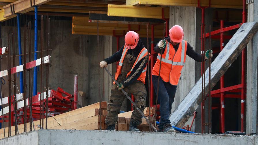 Минстрой: объемы ввода жилья за восемь месяцев упали на 7%.