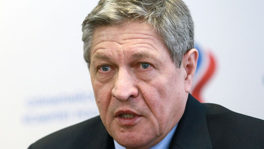 бывший заместитель председателя Олимпийского комитета России (ОКР) Геннадий Алешин