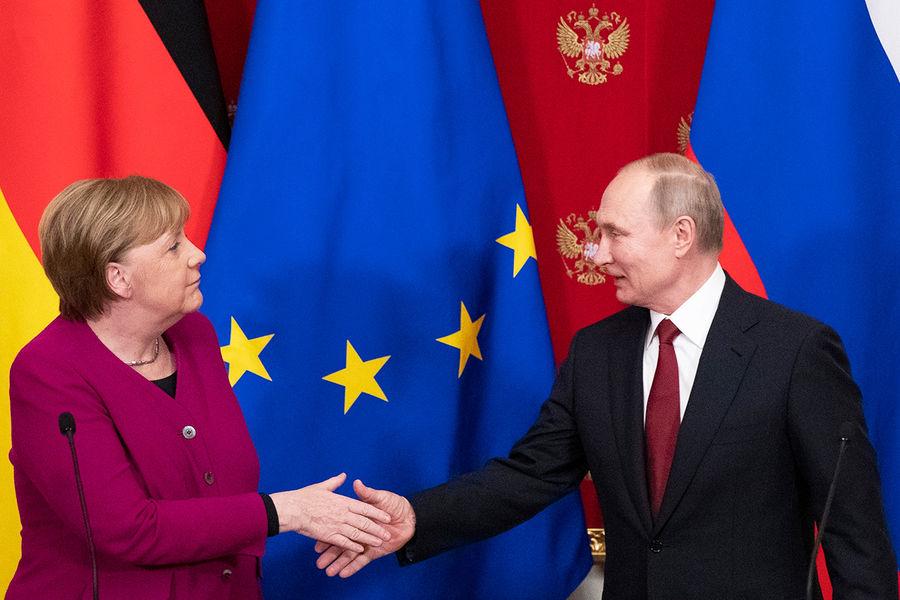 Немецкий историк рассказал, как Меркель Рё Путин говорили «РЅР° повышенных тонах»