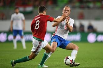 Денис Глушаков бьется за сборную России как за «Спартак»