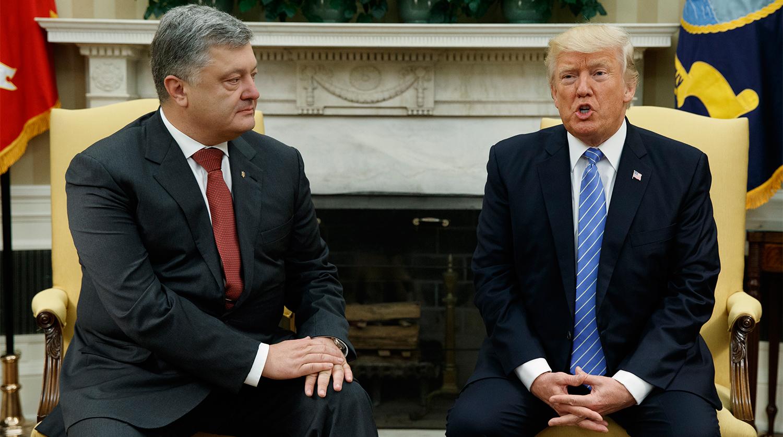 когда состоится встреча трампа и порошенко Другое, Новосибирск, Россия