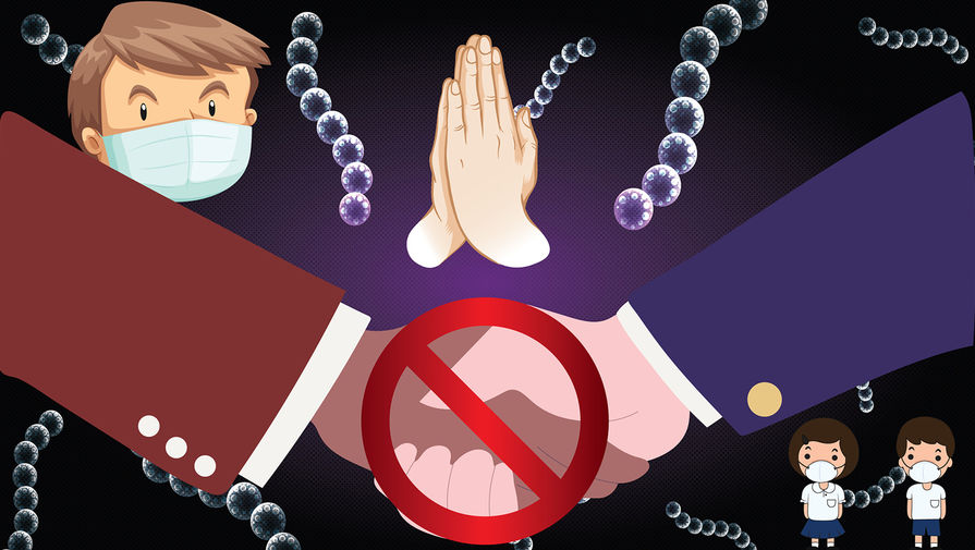 В Сети появился шуточный сайт, рассказывающий об ущербе от пандемии