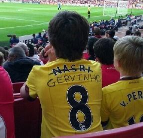 Перемены в составе «Арсенала» не смущают преданных фанатов