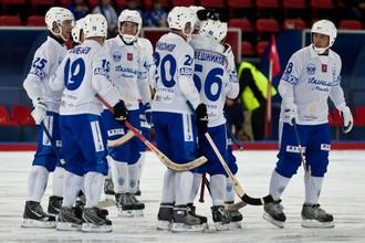 Московское «Динамо» — чемпион России по хоккею с мячом
