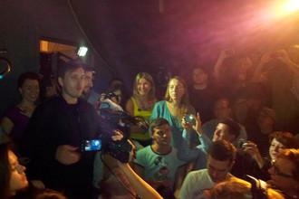 На спектакль o Pussy Riot ворвались «православные» и журналисты НТВ