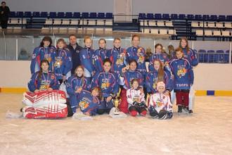 В Твери отпраздновали Международный уикенд женского хоккея
