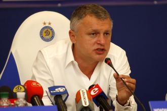Игорь Суркис высказался об идее создания объединенного чемпионата