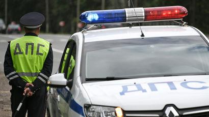 Журналист получил штраф на основании одних показаний сотрудника ГИБДД