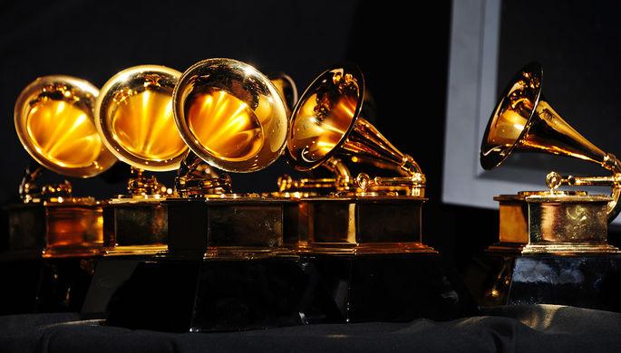Певица Алиша Киз в начале церемонии Grammy 2020