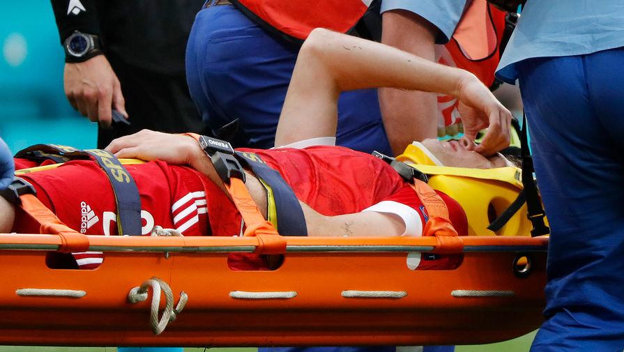 Бывший врач сборной России считает, что Фернандес сможет сыграть в матче с Данией