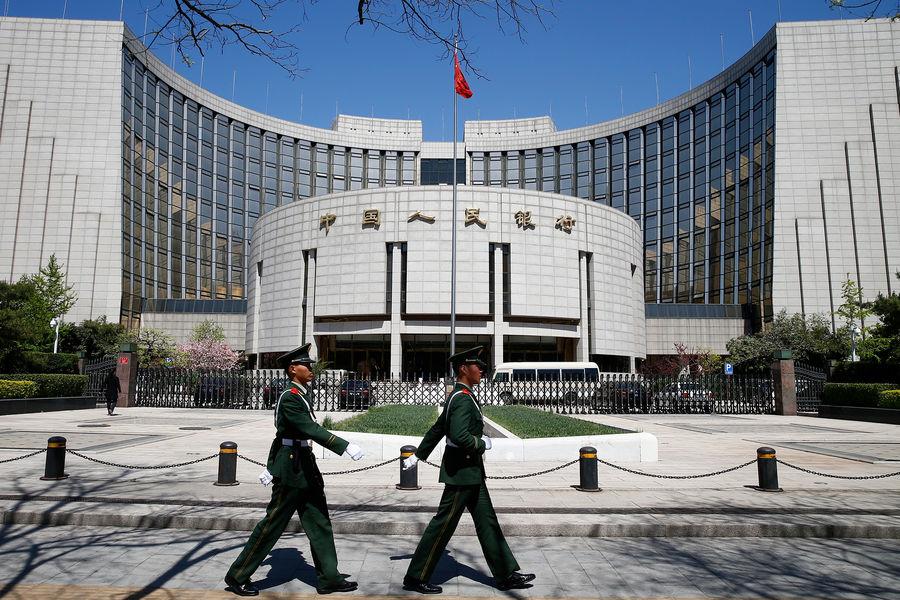 СМ�: центральный банк Китая скупает акции британских компаний